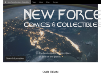 New Force Comics and Collectibles