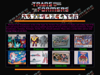 Super Toy Archive: Transformers